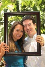 Jillian Estes and Sean Estes, married.