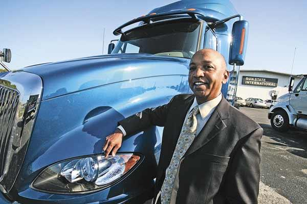 Sun State International Trucks President Oscar Horton says his company's success comes, in part, from creating a culture of customer satisfaction.