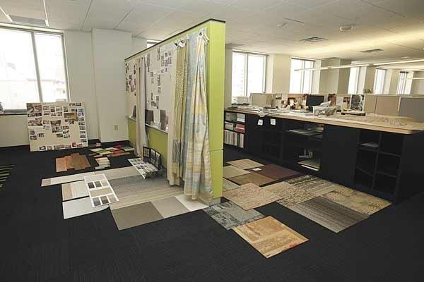 Gresham Smith & Partners' workspaces