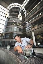 Property managers keep tenants happy, buildings full