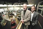 Fast 50 2012: Employees, service drive revenue growth at <strong>Morgan</strong> Auto