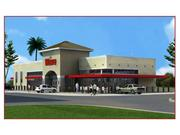 Rendering of a standard Florida Wawa store