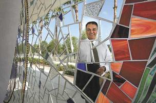 Al Najjar, president & CEO of Glazer Children's Museum