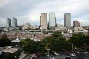 """View from the """"The Economy Convention,"""" a Tampa Bay Business Journal event at University of Tampa July 30."""