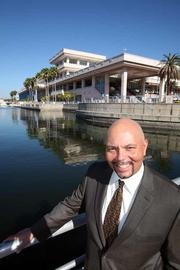 Eric Blanc, director of sales and marketing for the Tampa Convention Center