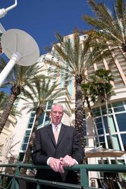 Doug McClain, vice president of marketing and communications at Tampa Bay & Company