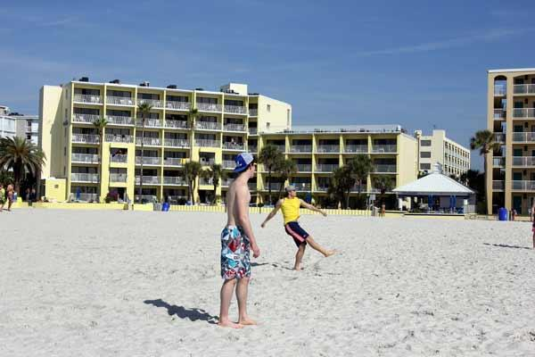 If you're at the beach, you're partly responsible for today's strong jobs numbers -- 75,000 of the 195,000 jobs added in June were in the leisure and hospitality industry.