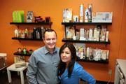 Global Beauty Image owners Juan and Marcela Angarita say the Hispanic Business Initiative Fund has helped them grow their business.