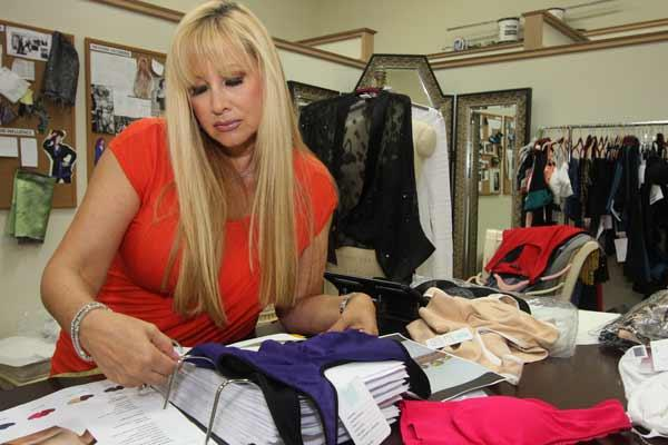 Rhonda Shear said her intimate apparel company is already outgrowing its new warehouse in St. Petersburg.