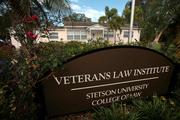 Stetson University College of Law's Veterans Law Institute.
