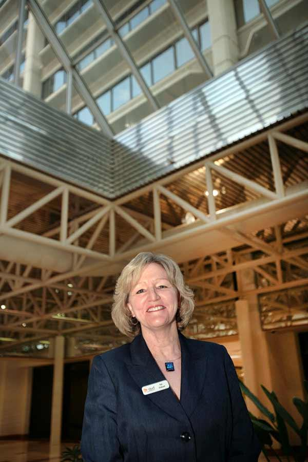 Tampa Bay Technology Forum's Pat Gehant is working to add technology jobs.