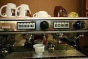 Kahwa Coffee Roasting espresso machine