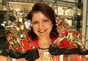 Stellar Partners CEO Susan Stackhouse bought two large crystal elephants and three small ones getting ready for the RNC.