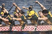 International dragon boats take over Tampa