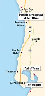Port Citrus inches to reality with feasibility study contract