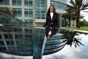 Beleria Floyd, CEO of Grand Dames Car Service Inc.