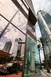 Wells Fargo building at 100 S. Ashley in downtown Tampa.