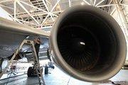 Pemco World Air Services' maintenance hangar