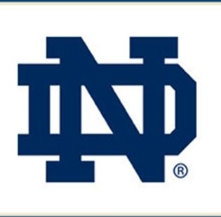 The University of Notre Dame will join the ACC in 2014.