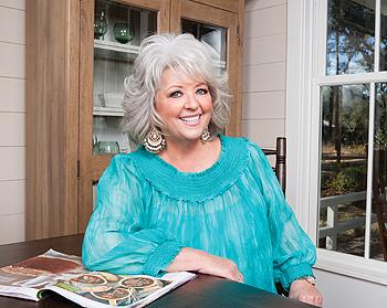 Paula Deen starts The Bag Lady Foundation