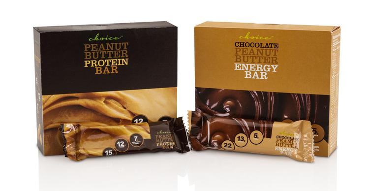Greensboro-based Internet marketing company Market America is expecting to launch several new products, including protein and energy bars pictured above, at its 2013 annual convention.