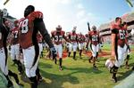 University of Maryland football ranks No. 64 in attendance