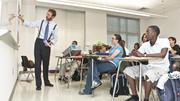 No. 3 - Guilford County Schools. The school system employs 10,393 people, an increase of about 3,000 from 1999 figures.
