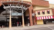 No. 1 - Hanes Mall in Winston-Salem has 2 million square feet of space and an occupancy rate of 97 percent.