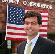 Samet Corp. ranks second on our list with 1.2 million square feet developed from 2007 to 2012. Arthur Samet is the top local executive.