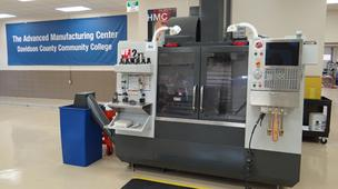 Davidson County Community College's Advanced Manufacturing Center