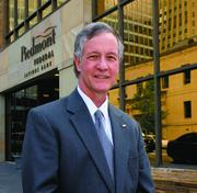 No. 4: Piedmont Federal Savings Bank ranks fourth on our list with $661.94 million in deposits in the Triad. Pictured above is the bank's top executive, Ric Wagner.
