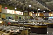 Pictured here is the area where Whole Foods shoppers will find a salad bar and prepared foods.