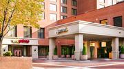 No. 2: Marriott Hotel in Winston-Salem ranks second on our list with 315 rooms.