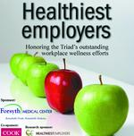TBJ's inaugural Healthiest Employers honors 15 firms for wellness