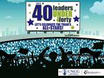 Year in Review: The Triad's 40 Leaders Under Forty 2013