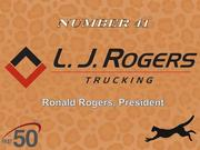 Mebane-based L.J. Rogers provides transportation services including regional and long-haul trucking as well as freight brokerage.