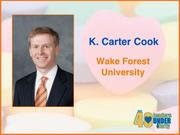 Why selected: A skilled lawyer and leader at Wake Forest University, K. Carter Cook is also a masterful concert pianist. That led him to create Piano vs. Poverty, a faith-based nonprofit designed to fight hunger.