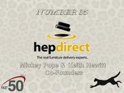 HEP Direct provides an asset-based furniture delivery solution for manufacturers, importers, brick-and-mortar retailers, e-commerce sites and interior design firms. The Winston-Salem company had $10.7 million in 2011 revenues.