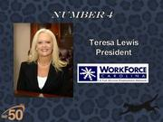 WorkForce Carolina is a Mount Airy-based full-service staffing company that had $19.8 million in revenues in 2011.