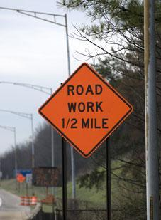 State officials will begin seeking contractors for millions of dollars worth of roadwork in and around Guilford County starting next year.