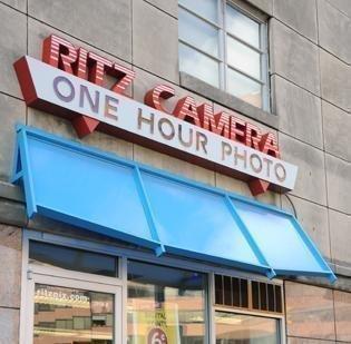 Two Ritz Camera locations are closing in the Triad.