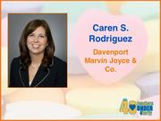 Why selected: As the marketing director for the CPA firm Davenport Marvin Joyce & Co. LLP, Caren S. Rodriguez has deployed cutting-edge marketing techniques, launched a robust social media effort and created opportunities for the firm to better serve the community. She also serves as the membership marketing chair for the Association for Accounting Marketing, which grew membership 10 percent in her first year as chair.