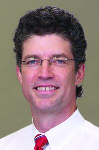 Terry Akin, Cone Health's president and chief operating officer