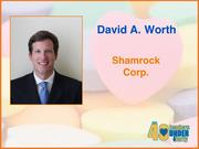 Why selected: David A. Worth of Shamrock Corp. founded and chaired PTP NEXT, an entrepreneurial development initiative that is led by young leaders seeking to improve the Piedmont Triad's future economic vitality. He also co-chairs the Shamrock & Innsbrook Fund, which gives $25,000 annually to Triad causes and is actively involved with the Natural Science Center.