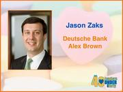 Why selected: In 2011, Jason Zaks was ranked 20th by On Wall Street among the Top 40 Under 40 financial advisers nationwide and second in North Carolina. His assets under management at Deutsche Bank Alex. Brown are more than $700 million. He serves on the boards of Senior Services, the Deacon Club and the Schools of Business at Wake Forest University.