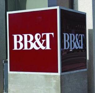 BB&T's website has been affected by a cyber attack.