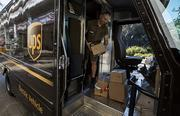 No. 1 - United Parcel Service, with locations throughout the Triad, has 1,774 employees in the region. Dow Dameron is president of the UPS South Atlantic district.