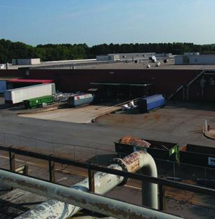 Hanesbrands is negotiating the sale of the 62-acre Weeks plant property in Winston-Salem to Concord Development Group, which would open up the property for commercial redevelopment.