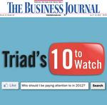 The Triad's 10 to Watch