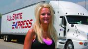 No. 2520 - All State Express Expedited Services. The Kernersville company provides automotive and non-automotive logistics and transportation. Pictured above is CEO Sherri Squier.